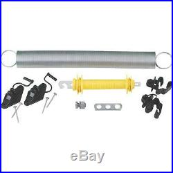 5 Pk Dare 8 Pc Wood T-Post Slinky Spring Electric Fence Gate Kit 2222