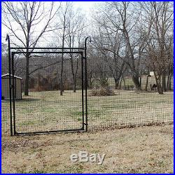 Cat Fence System Trident Kitty Corral 6' x 100' Kit