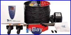 Extreme Dog Fence 1000ft Electric Fence Kit with 1 Collar Free Shipping