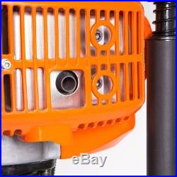 Powered Energy Gasoline Gas Pile Driver T-Post Driver Farm Fence Necessary Kit