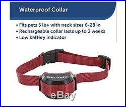 Stubborn wireless dog fence kit. Stay and play. Petsafe. 5lb+. With collar