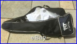 ULTIMATE Leon Paul Epee Fencing kit age 10 -14 Excellent condition